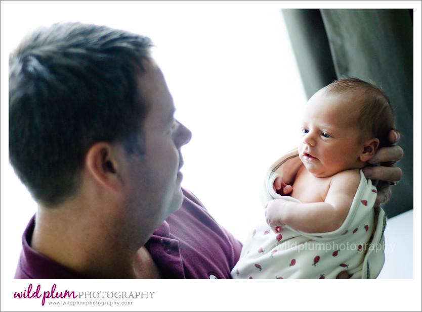 San Francisco Newborn Portrait