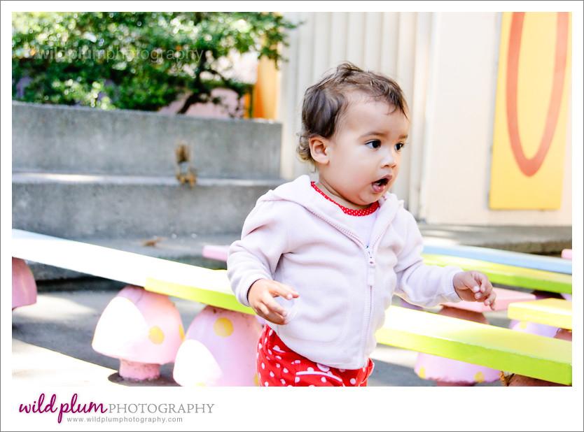 Fairyland Toddler Portrait