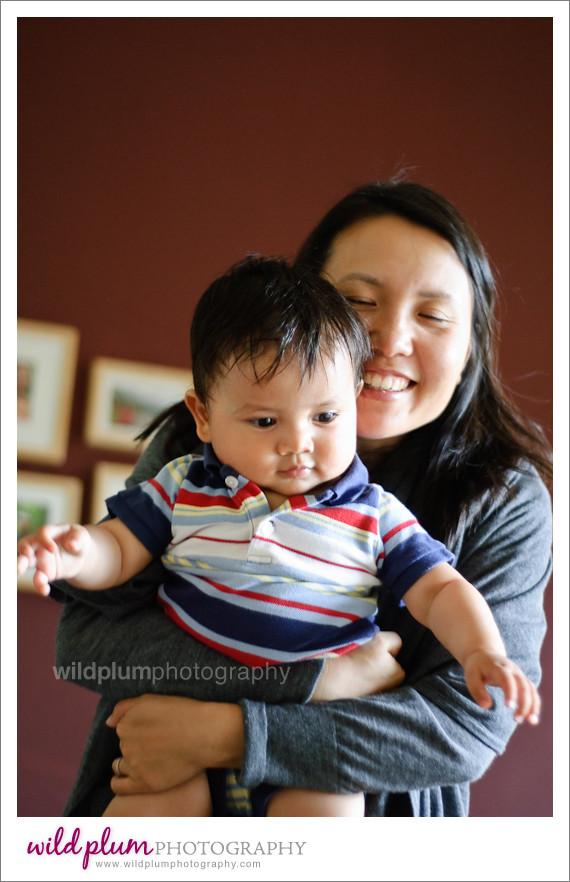 Wild Plum Photography Baby Portrait