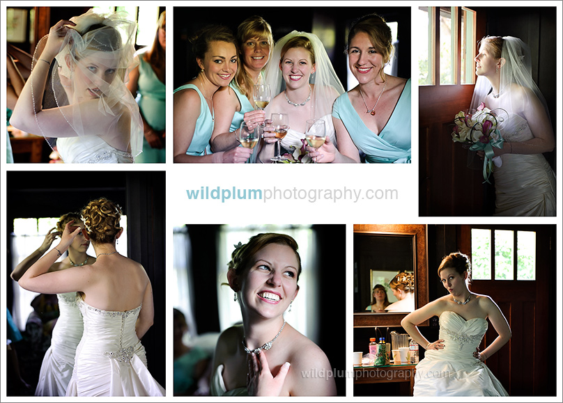 Wild Plum Wedding Photography - The Bridal Suite