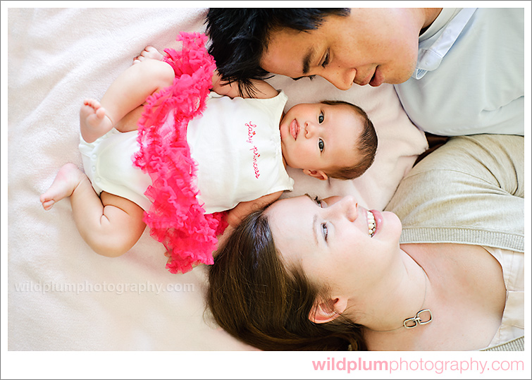 Wild Plum Photography | San Francisco Family Portrait